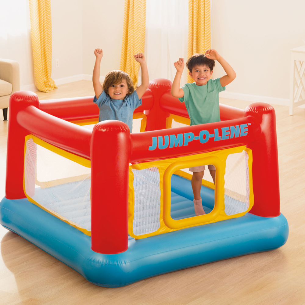 Trampolina dmuchana  INTEX 48260